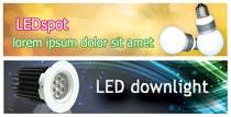 Graphic Design Конкурсная работа №37 для Banner Ad Design for LED shop