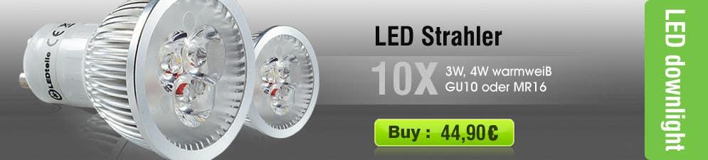 Penyertaan Peraduan #53 untuk Banner Ad Design for LED shop
