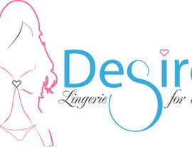 #331 para Logo Design for Desire Lingerie for Lovers por catalinmoraru