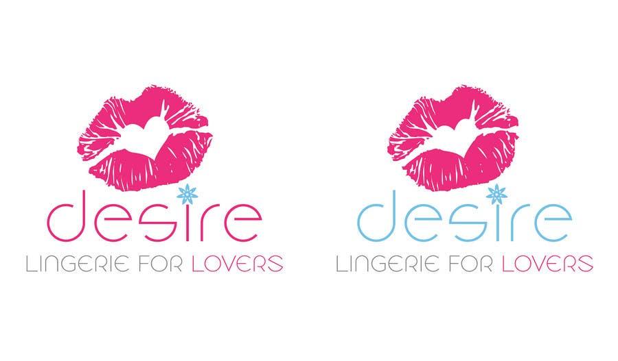 Kilpailutyö #96 kilpailussa Logo Design for Desire Lingerie for Lovers