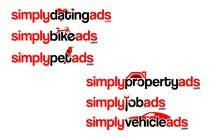 Logo Design Конкурсная работа №55 для Logo Design for simplyTHEMEWORDads.com (THEMEWORDS: PET, JOB, PROPERTY, BIKE, VEHICLE, DATING)