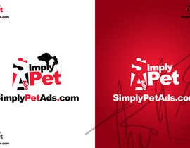 #65 for Logo Design for simplyTHEMEWORDads.com (THEMEWORDS: PET, JOB, PROPERTY, BIKE, VEHICLE, DATING) af stanislawttonkow