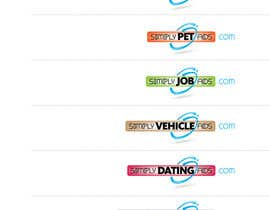#64 para Logo Design for simplyTHEMEWORDads.com (THEMEWORDS: PET, JOB, PROPERTY, BIKE, VEHICLE, DATING) por piledobro