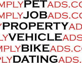 #70 para Logo Design for simplyTHEMEWORDads.com (THEMEWORDS: PET, JOB, PROPERTY, BIKE, VEHICLE, DATING) por CrazzyChris