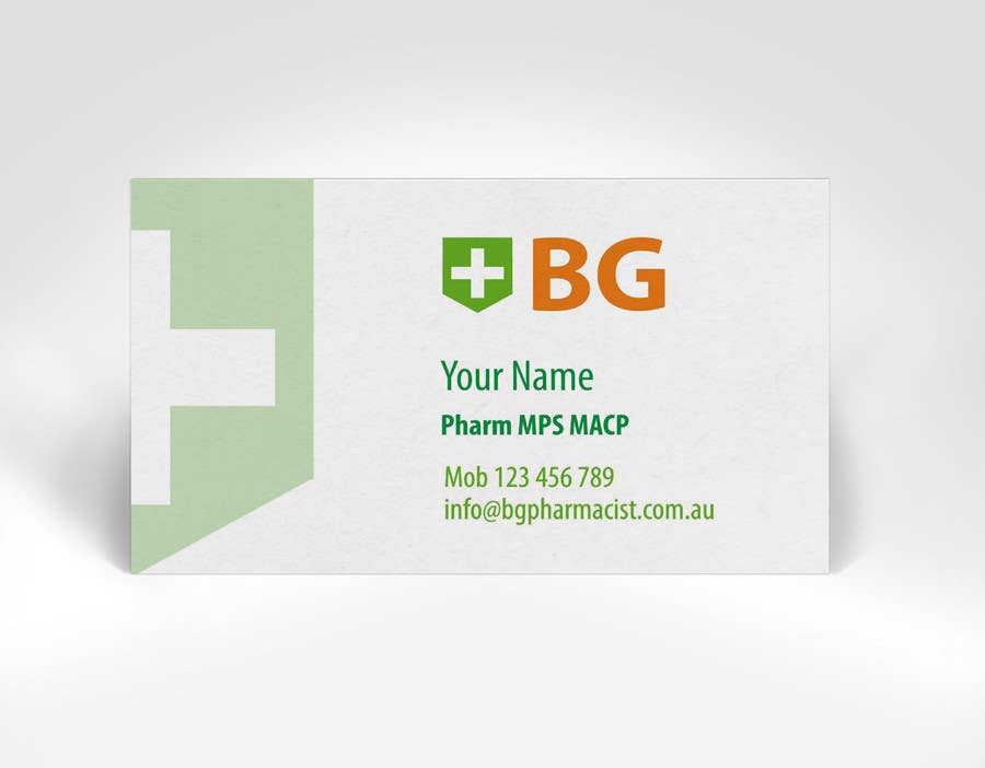 Entry #106 by santarellid for Personal Business Card Design for ...