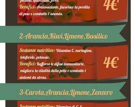 """#5 untuk Disegnare un MENU per il mio ristorante """"Ore12"""" oleh flaviofederico"""
