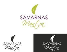#167 para Logo Design for Skin Care Products Line  for Savarna por bogdansibiescu