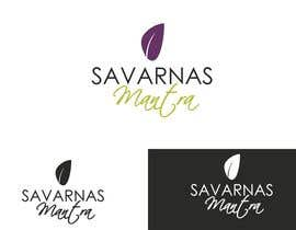 #168 para Logo Design for Skin Care Products Line  for Savarna por bogdansibiescu