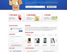 nº 115 pour Website Design for American Buy Back! Buying Electronics Antiques Gold and valuables Online w/Cash par dragnoir