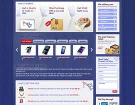 #97 cho Website Design for American Buy Back! Buying Electronics Antiques Gold and valuables Online w/Cash bởi brnbhttchry