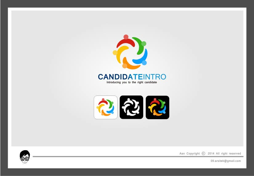 #55 for Design a Logo for a Candidate Search / Recruitment company by glazius