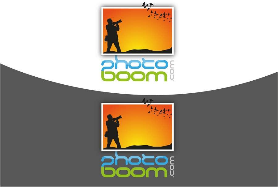 Logo Design for Photoboom.com için 598 numaralı Yarışma Girdisi