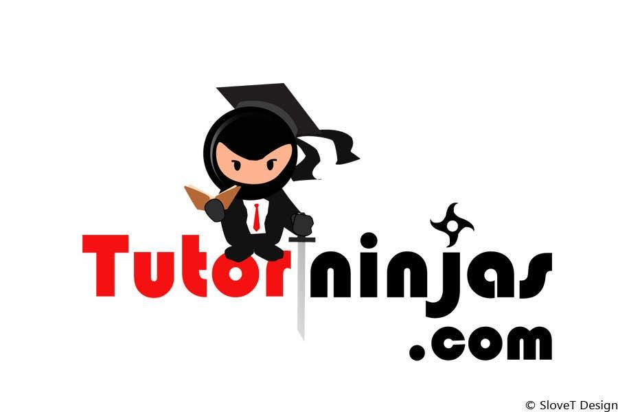 Inscrição nº                                         58                                      do Concurso para                                         Logo Design for Tutor Ninjas