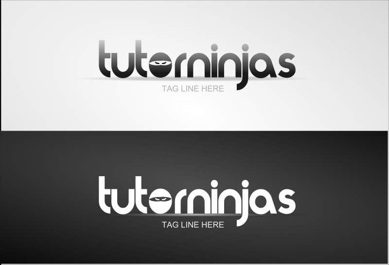 Inscrição nº                                         21                                      do Concurso para                                         Logo Design for Tutor Ninjas