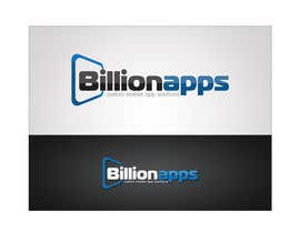 #156 cho Logo Design for billionapps bởi izzup