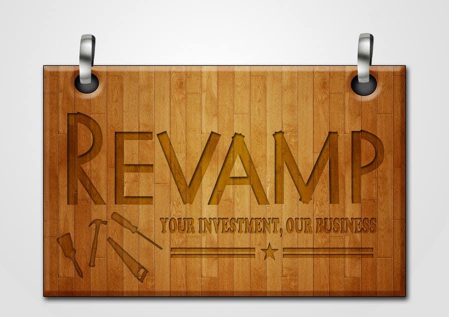 Inscrição nº 108 do Concurso para Logo Design for Revamp
