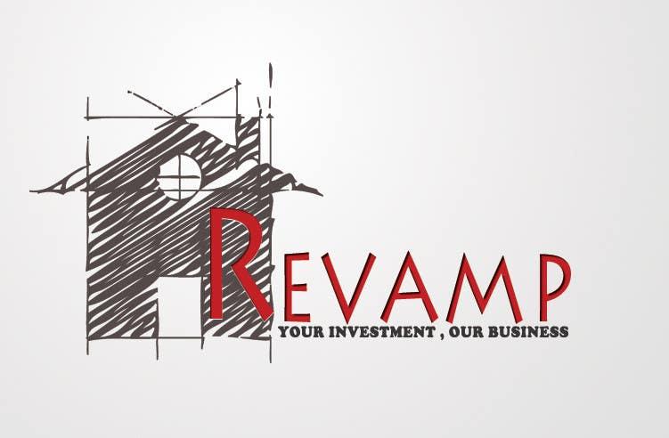 Inscrição nº 12 do Concurso para Logo Design for Revamp
