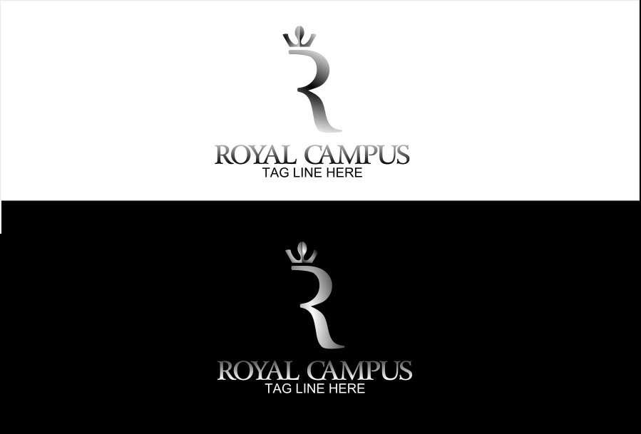Kilpailutyö #35 kilpailussa Logo Design for Royal Campus