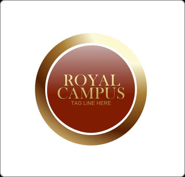 Proposition n°                                        123                                      du concours                                         Logo Design for Royal Campus