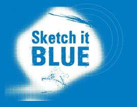nº 209 pour Logo Design for Sketch It Blue par feyfifer