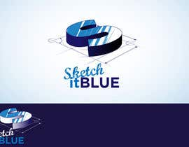 nº 460 pour Logo Design for Sketch It Blue par Glukowze