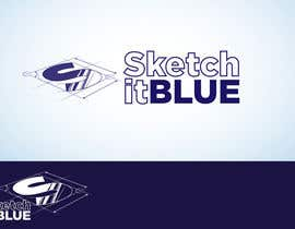 nº 461 pour Logo Design for Sketch It Blue par Glukowze