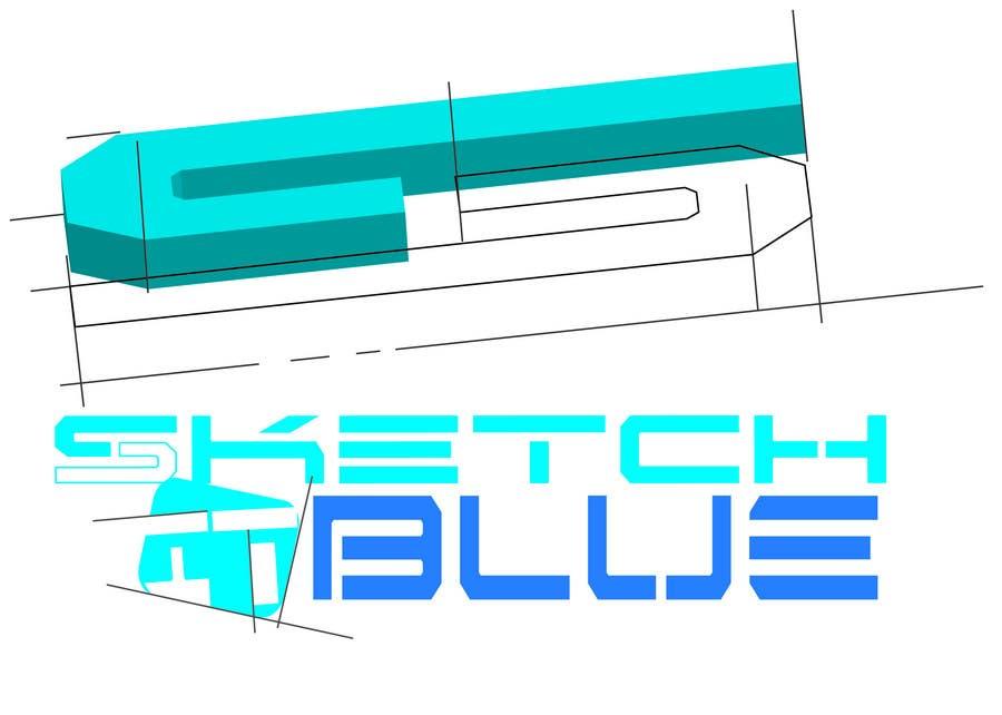 Penyertaan Peraduan #648 untuk Logo Design for Sketch It Blue