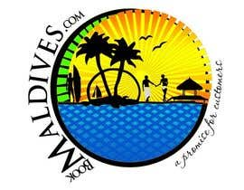 angelggrangel tarafından Design a Logo for Book Maldives için no 18