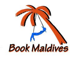 danielezappala tarafından Design a Logo for Book Maldives için no 10