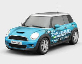 #18 for Develop a Corporate Identity for a Mini Cooper car by lemuriadesign