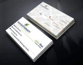 #3 for design business card for physiotherapy clinic by sanjoypl15