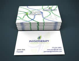 #12 for design business card for physiotherapy clinic by sevenstylesart