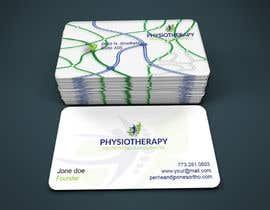 #13 for design business card for physiotherapy clinic by sevenstylesart