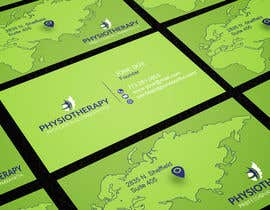 #14 for design business card for physiotherapy clinic by sevenstylesart