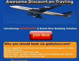 #3 for Advertisement Design for Godiytour.com af rakibahamed