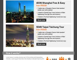 #28 for Advertisement Design for Godiytour.com af kissara