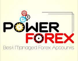 #154 para Design a Logo for Power Forex por cret13