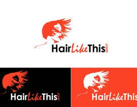 #83 for Logo Design for HairLikeThis.com by logoustaad