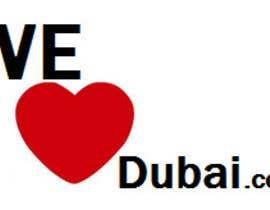 """#4 untuk Design a Logo for Hotel Booking Site """"We Love Dubai.com"""" oleh yuri2014"""