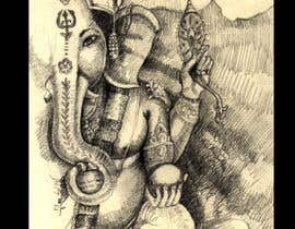 #24 para Sketches of deities for a new book to be published on Hinduism por mainulislam85