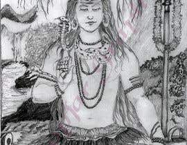 roopfargraphics tarafından Sketches of deities for a new book to be published on Hinduism için no 29