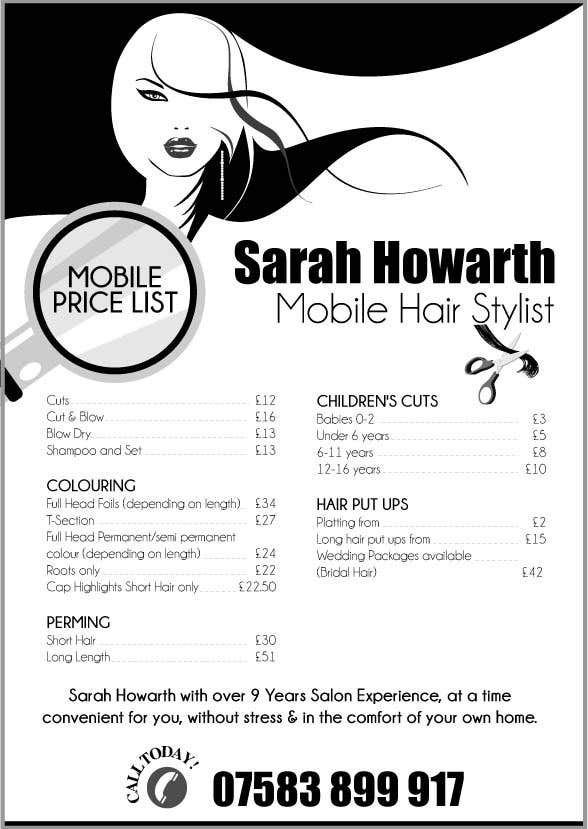 Mobile Hair Stylist