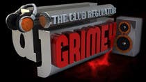 "Graphic Design Inscrição do Concurso Nº78 para Logo Design for Dj Grimey ""The Club Regulator""!"