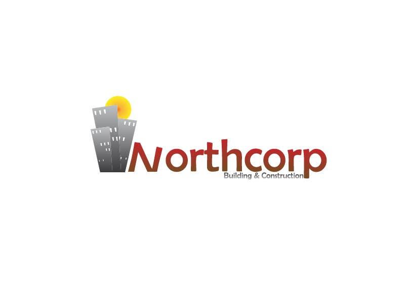 Konkurrenceindlæg #                                        339                                      for                                         Corporate Logo Design for Northcorp Building & Construction