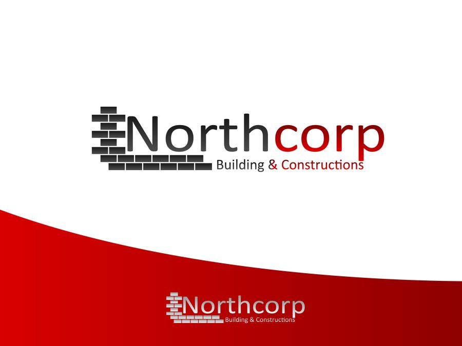 Konkurrenceindlæg #                                        344                                      for                                         Corporate Logo Design for Northcorp Building & Construction