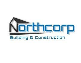 #49 para Corporate Logo Design for Northcorp Building & Construction por DrBoness