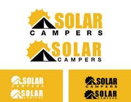 #54 para Design a Logo for Solar Camper por zaldslim