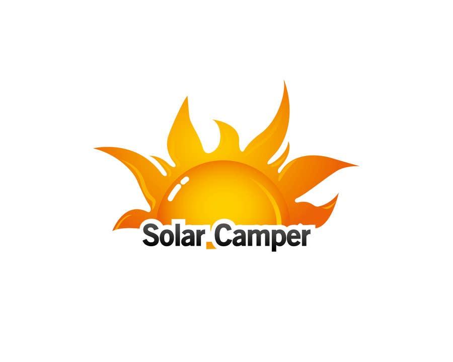 Inscrição nº                                         26                                      do Concurso para                                         Design a Logo for Solar Camper