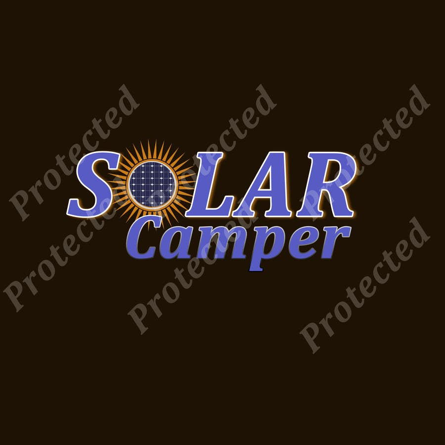 Inscrição nº                                         2                                      do Concurso para                                         Design a Logo for Solar Camper