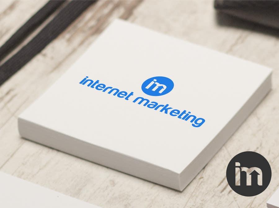 Konkurrenceindlæg #                                        73                                      for                                         Design a Logo for an Internet Marketing company